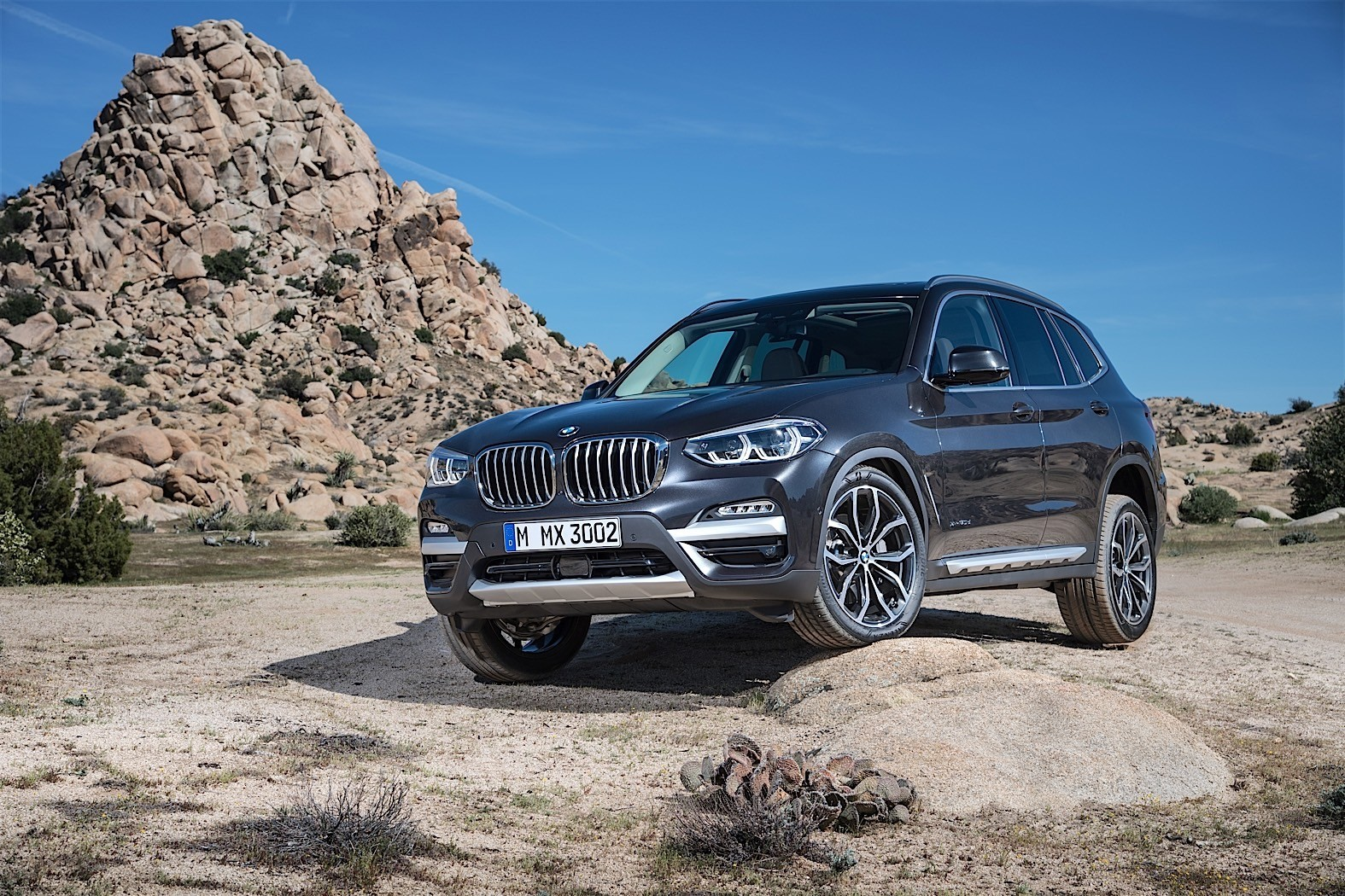 2018 BMW X3 (G01) Priced In The U.S. From $42,450 For The ...