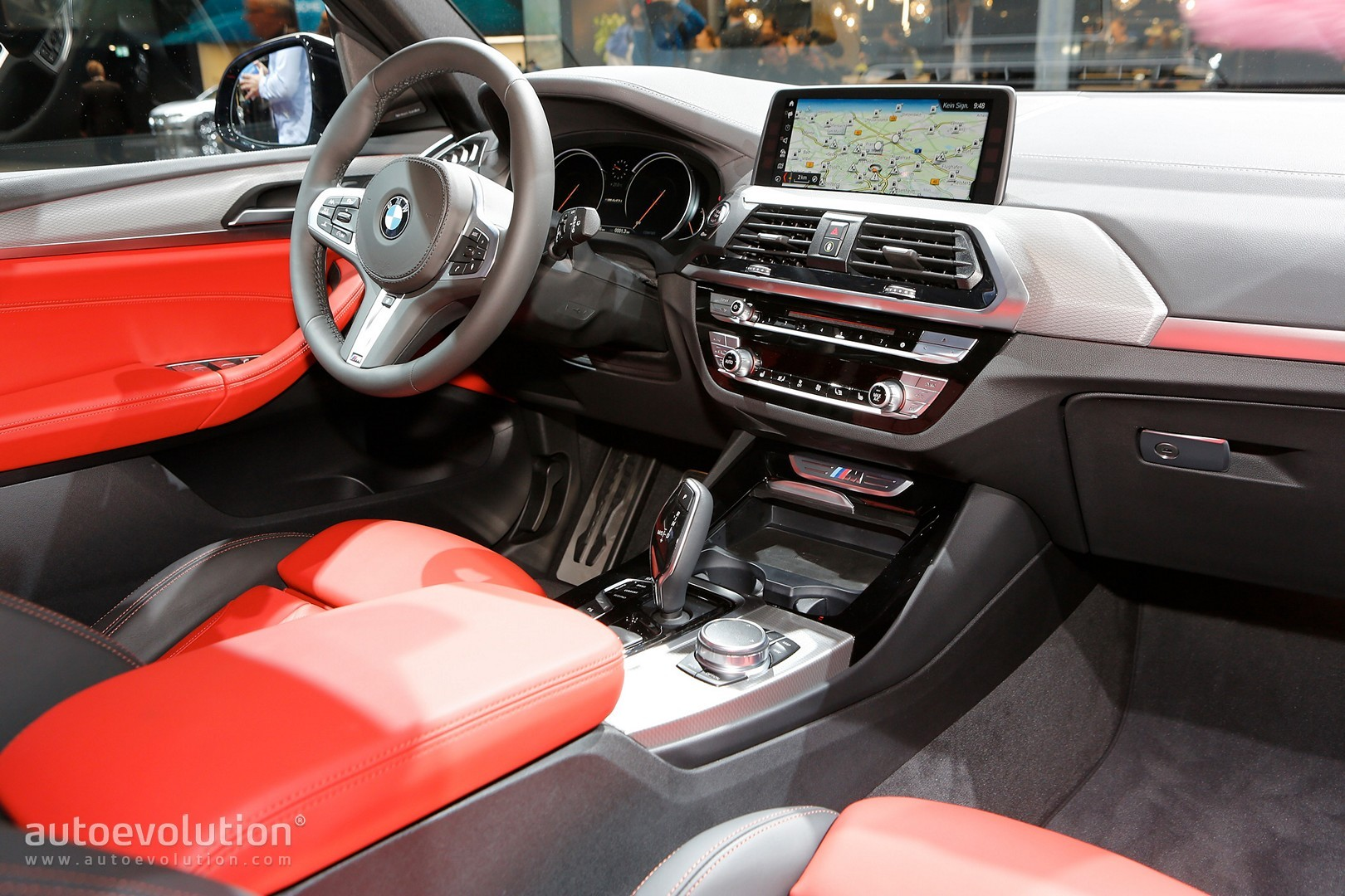 2018 Bmw X3 M40i Acceleration Test Goes To 260 Km H On