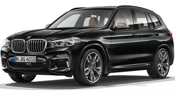BMW X3: first images leak ahead of reveal