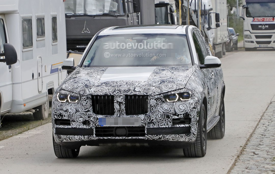 2018 - [BMW] X5 IV [G05] - Page 3 2018-bmw-x5-reveals-laser-lights-more-aggressive-design_1