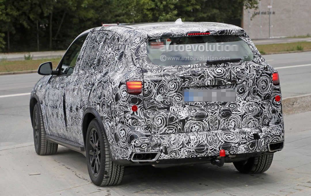 2018 - [BMW] X5 IV [G05] - Page 3 2018-bmw-x5-reveals-laser-lights-more-aggressive-design_10