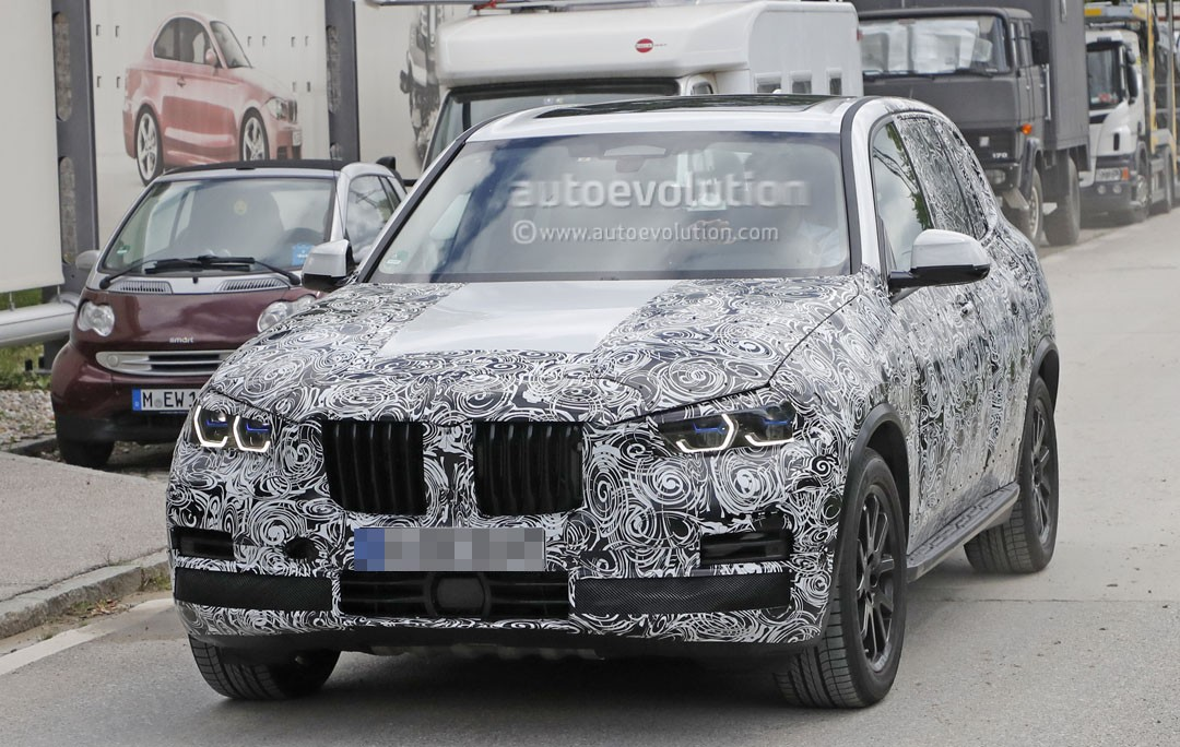 2018 - [BMW] X5 IV [G05] - Page 3 2018-bmw-x5-reveals-laser-lights-more-aggressive-design_3