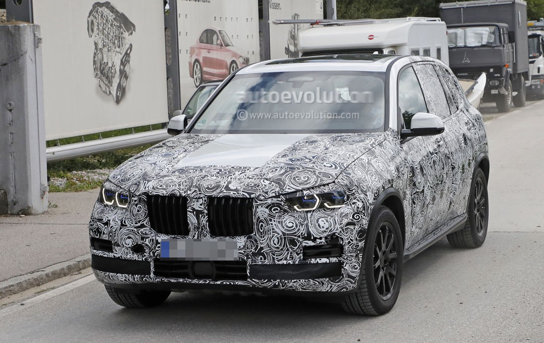 2018 - [BMW] X5 IV [G05] - Page 3 2018-bmw-x5-reveals-laser-lights-more-aggressive-design_4