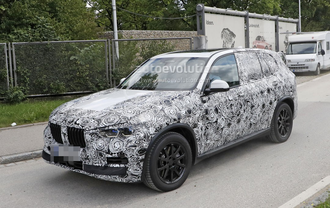2018 - [BMW] X5 IV [G05] - Page 3 2018-bmw-x5-reveals-laser-lights-more-aggressive-design_5