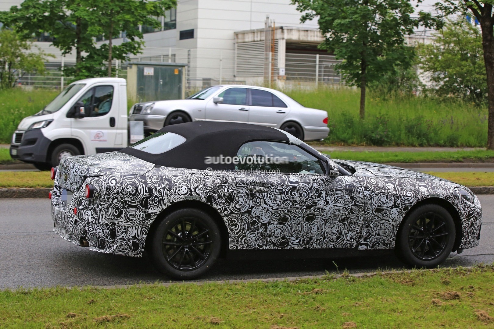 2018 Bmw Z5 Spied In Munich 2016 Bmw Z4 Reportedly Out Of