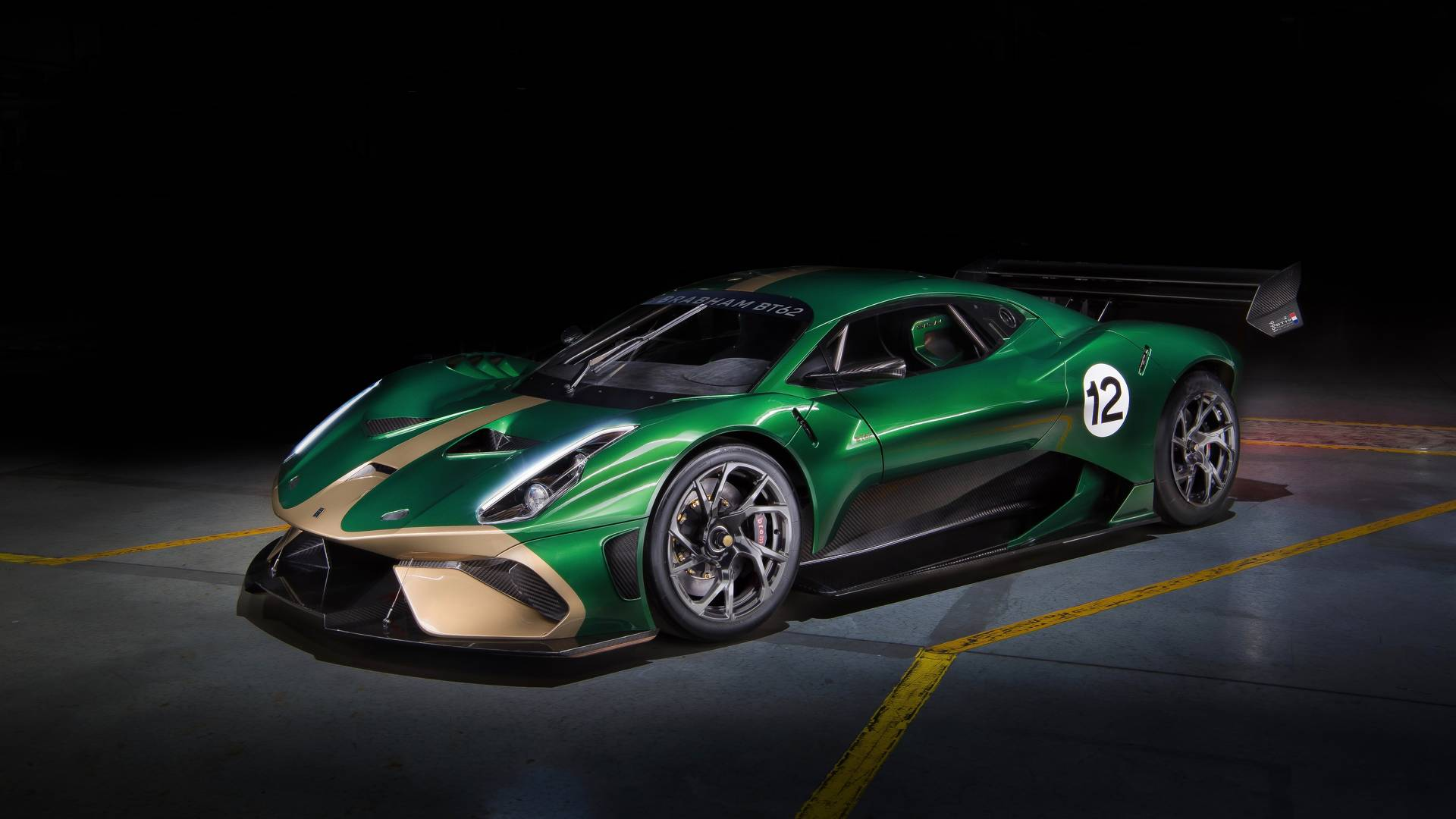 Mclaren Car Price >> 2018 Brabham BT62 Track-only Supercar Goes Official - autoevolution