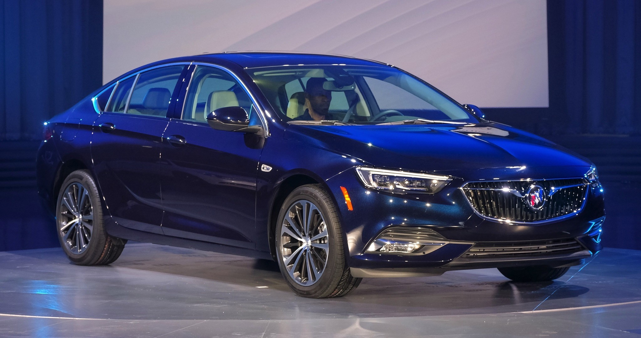 2018 buick regal gs confirmed with n a v6 engine by buick. Black Bedroom Furniture Sets. Home Design Ideas