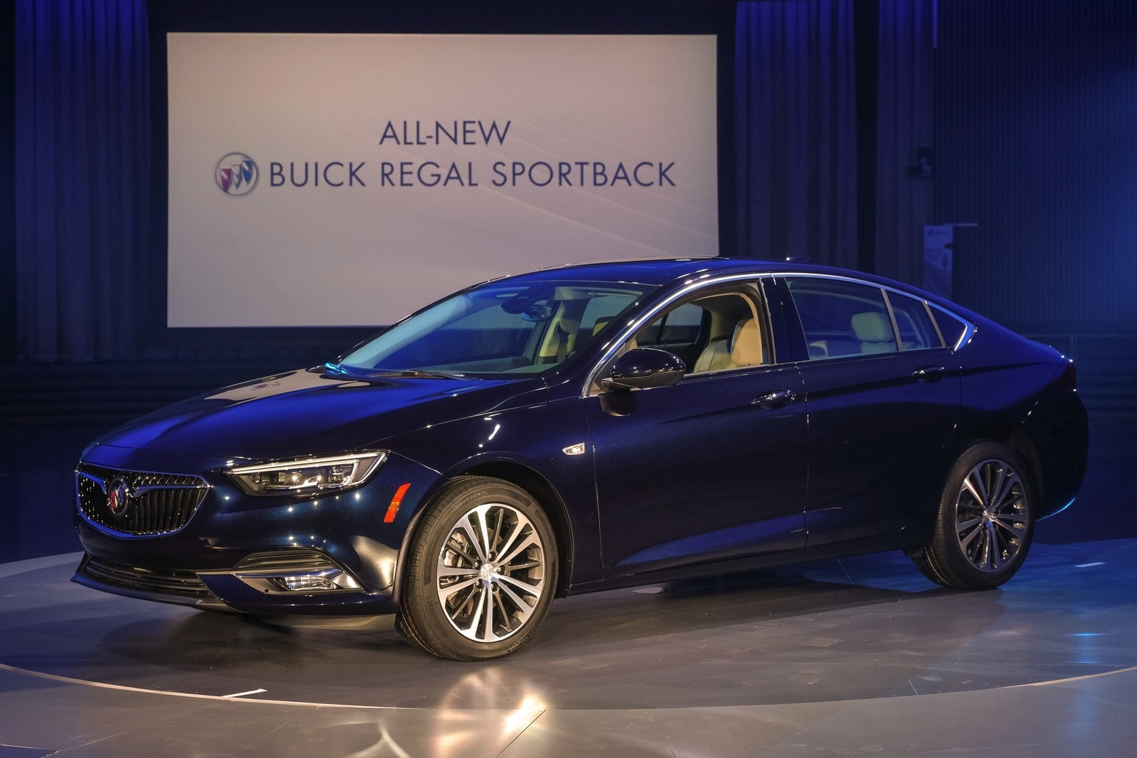 2018 Buick Regal Gs Leak Suggests V6 Power And Awd