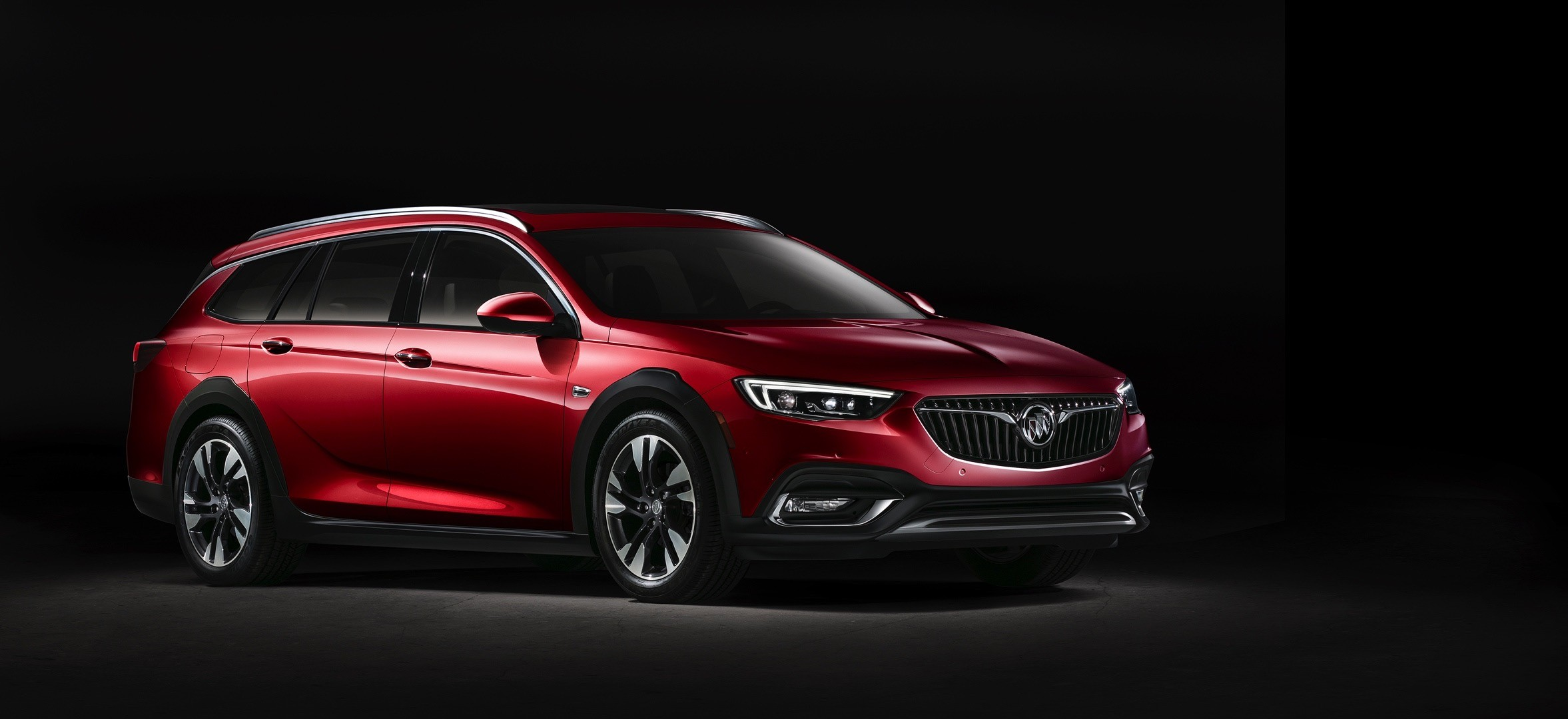 2018 Buick Regal Gs Leaks In China Has 2 0t Engine