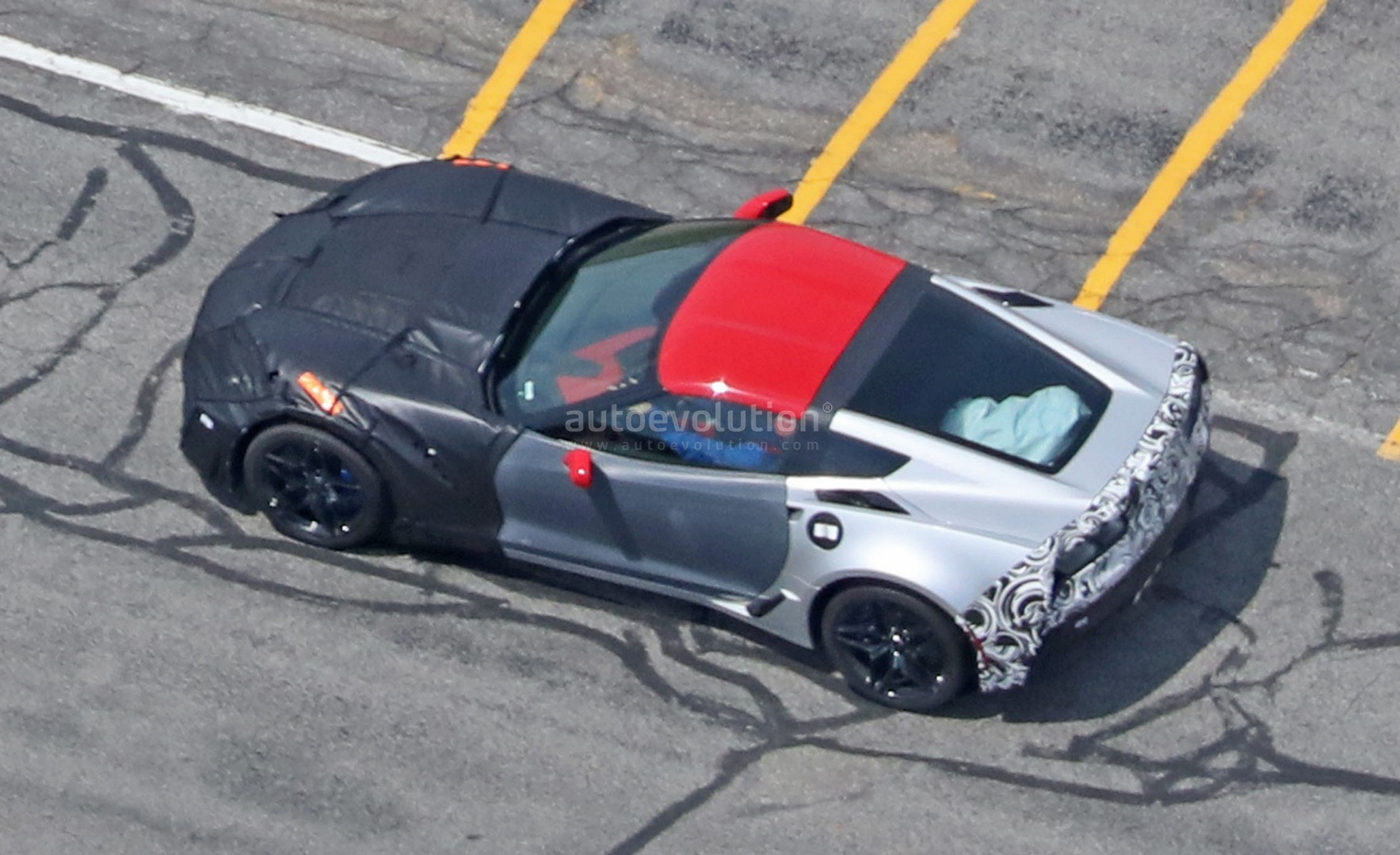2018 Chevrolet Corvette Zr1 Spied In Coupe Amp Convertible