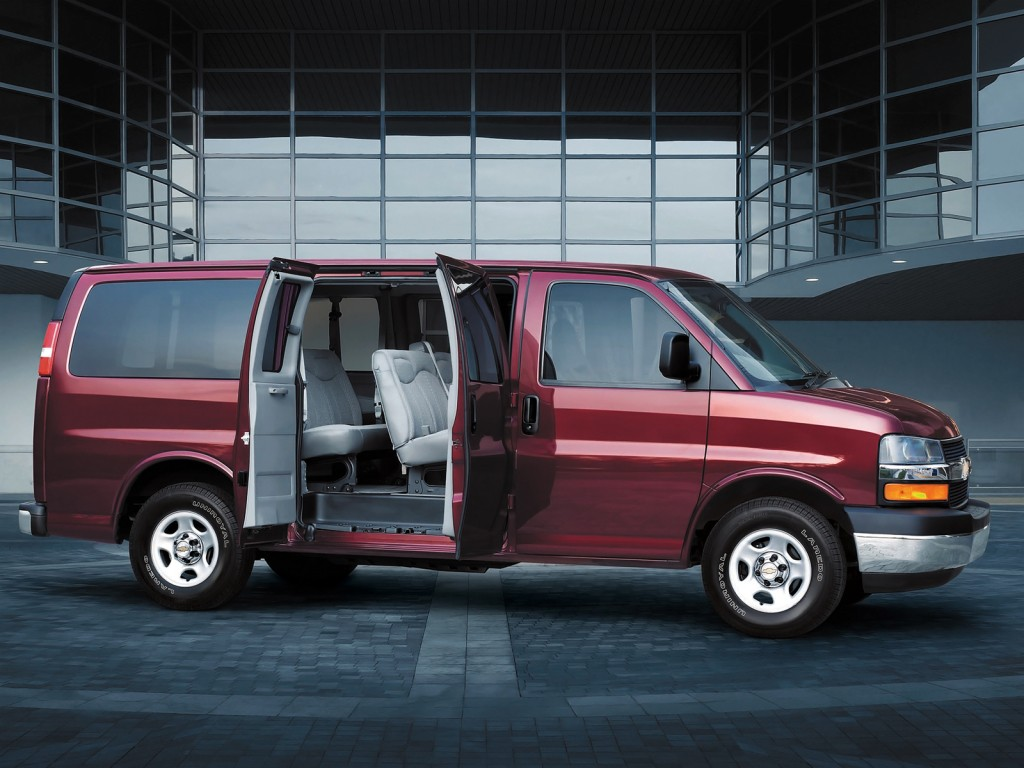 2018 Chevrolet Express New Car Release Date And Review