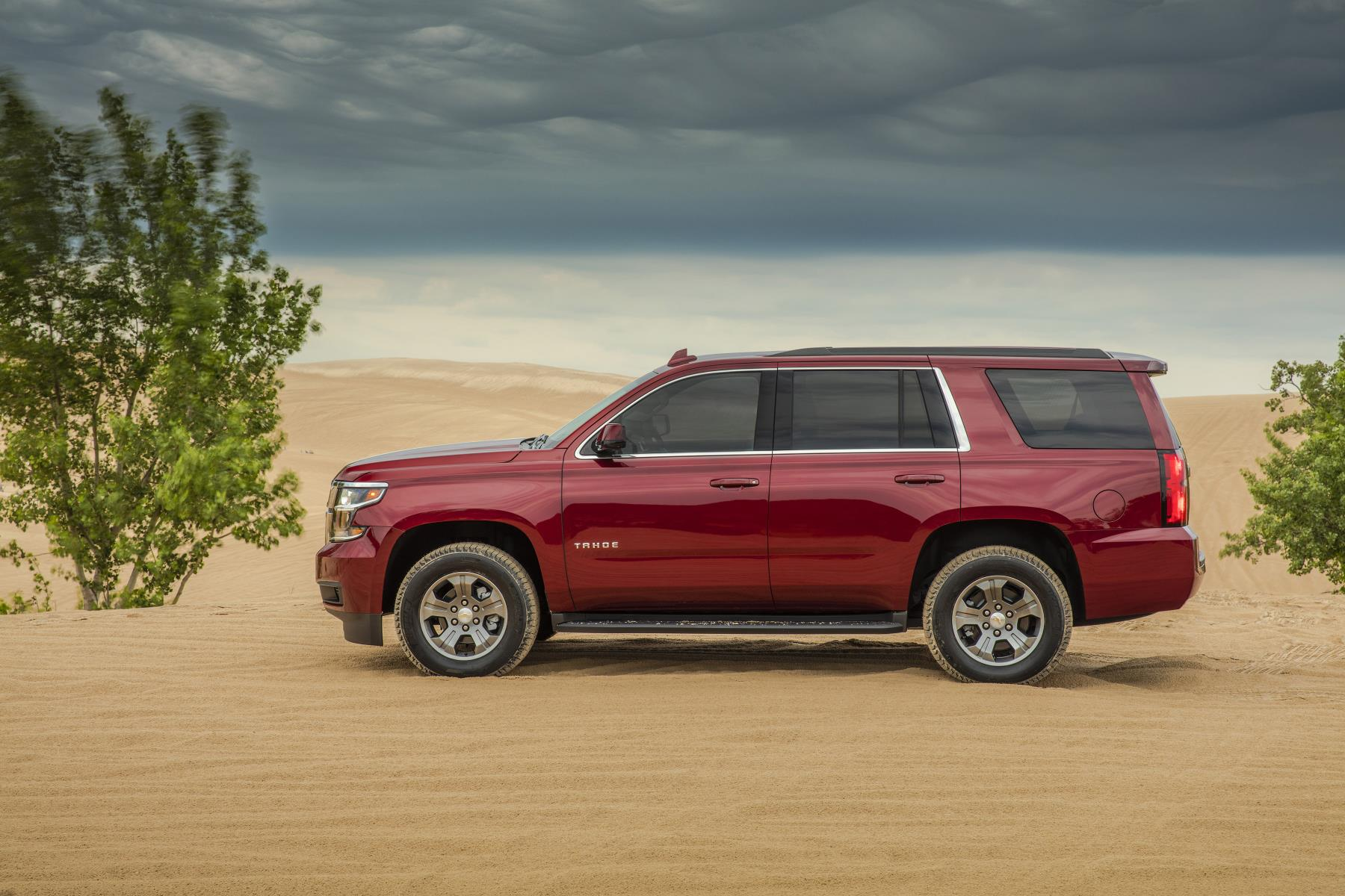 2018 Chevrolet Tahoe Custom Makes Utility Cool Again Autoevolution