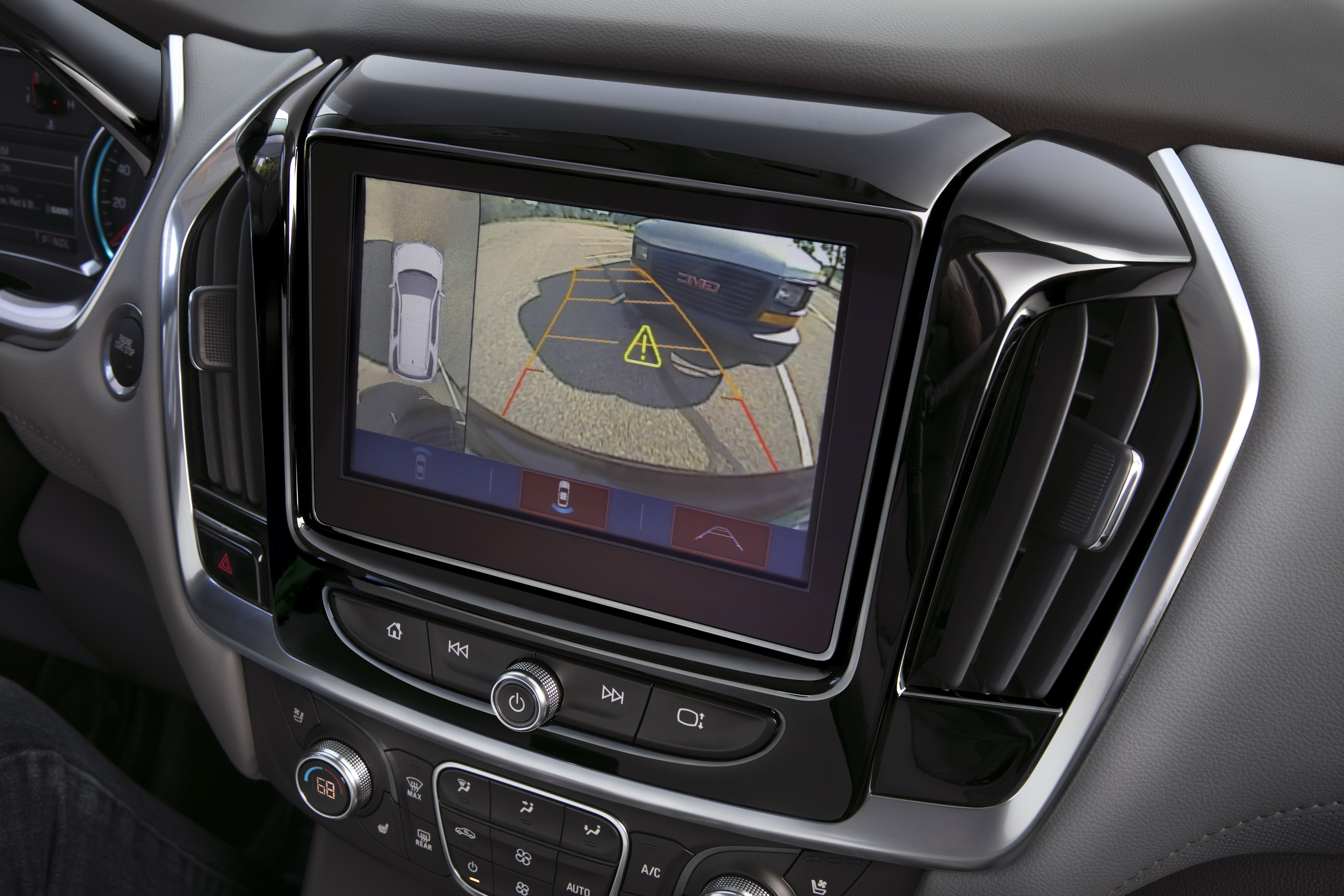 Buick Enclave Interior >> 2018 Chevrolet Traverse RS Disappoints In The Oily Bits ...