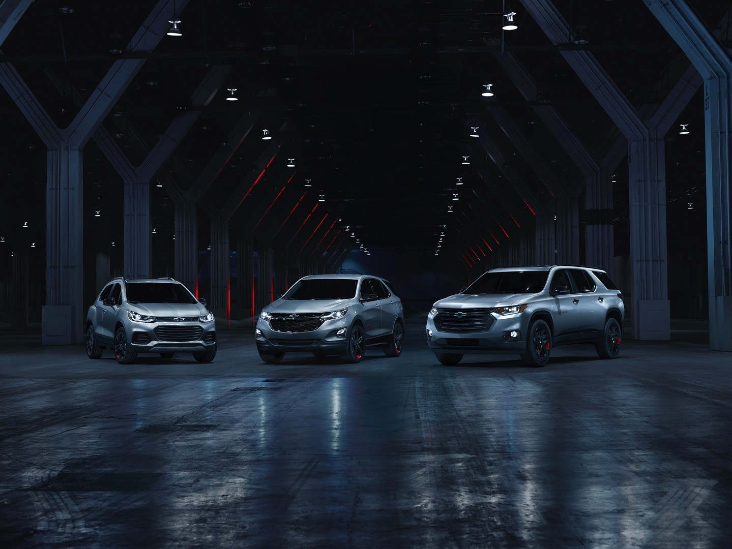 2018 Traverse Redline >> 2018 Chevrolet Traverse RS Disappoints In The Oily Bits Department - autoevolution