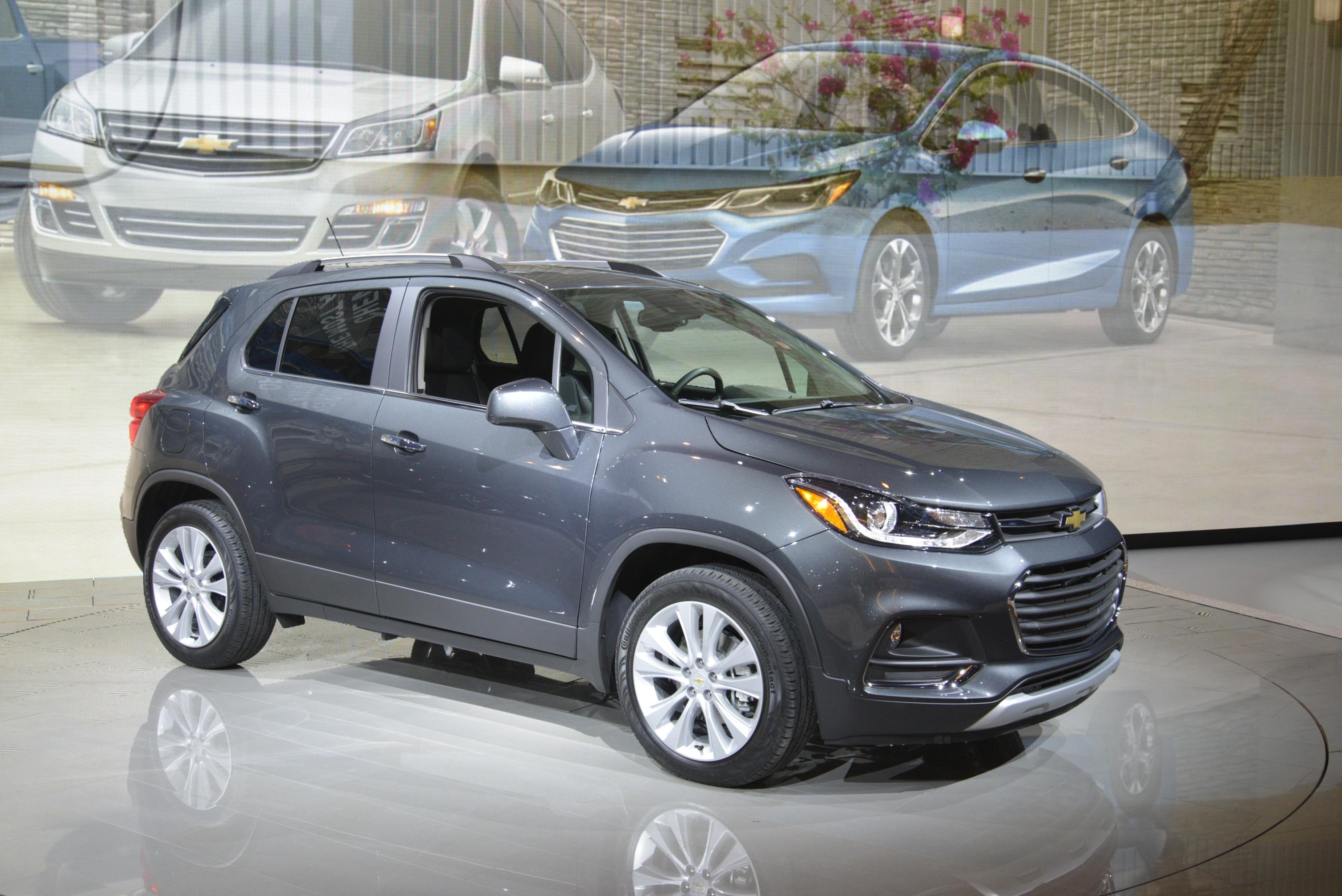 2018 Chevrolet Trax Detailed Redline Edition Included