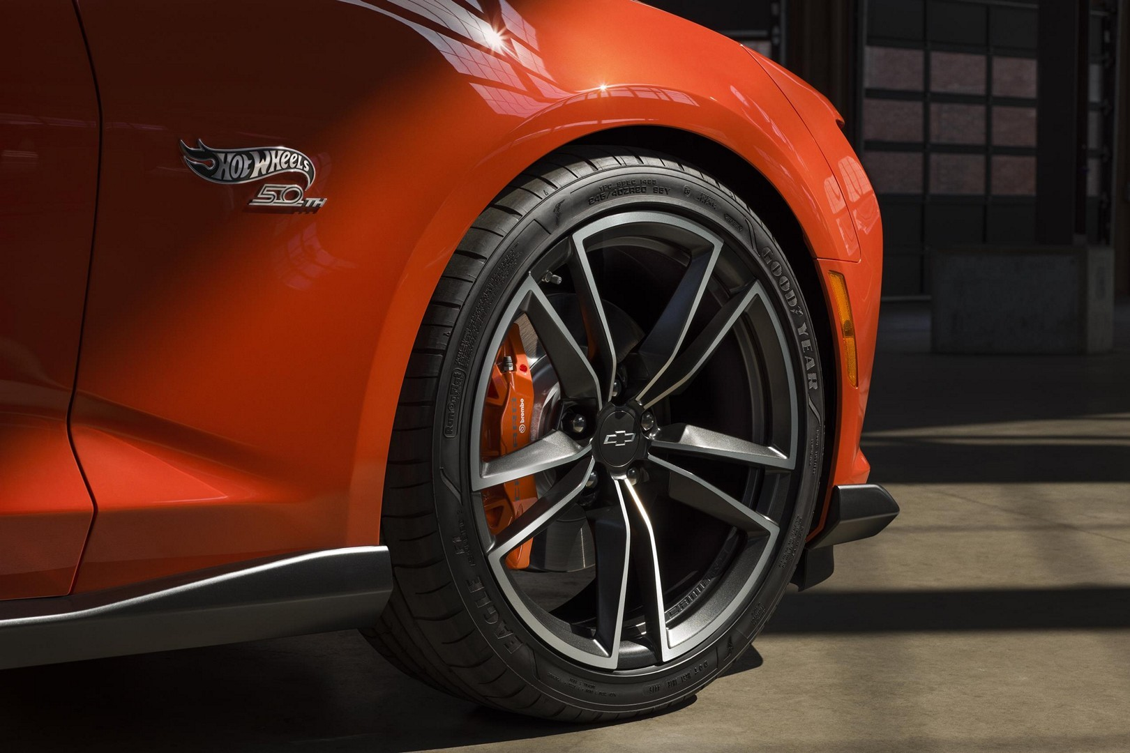 2018 Chevy Camaro Hot Wheels Edition Launched Is