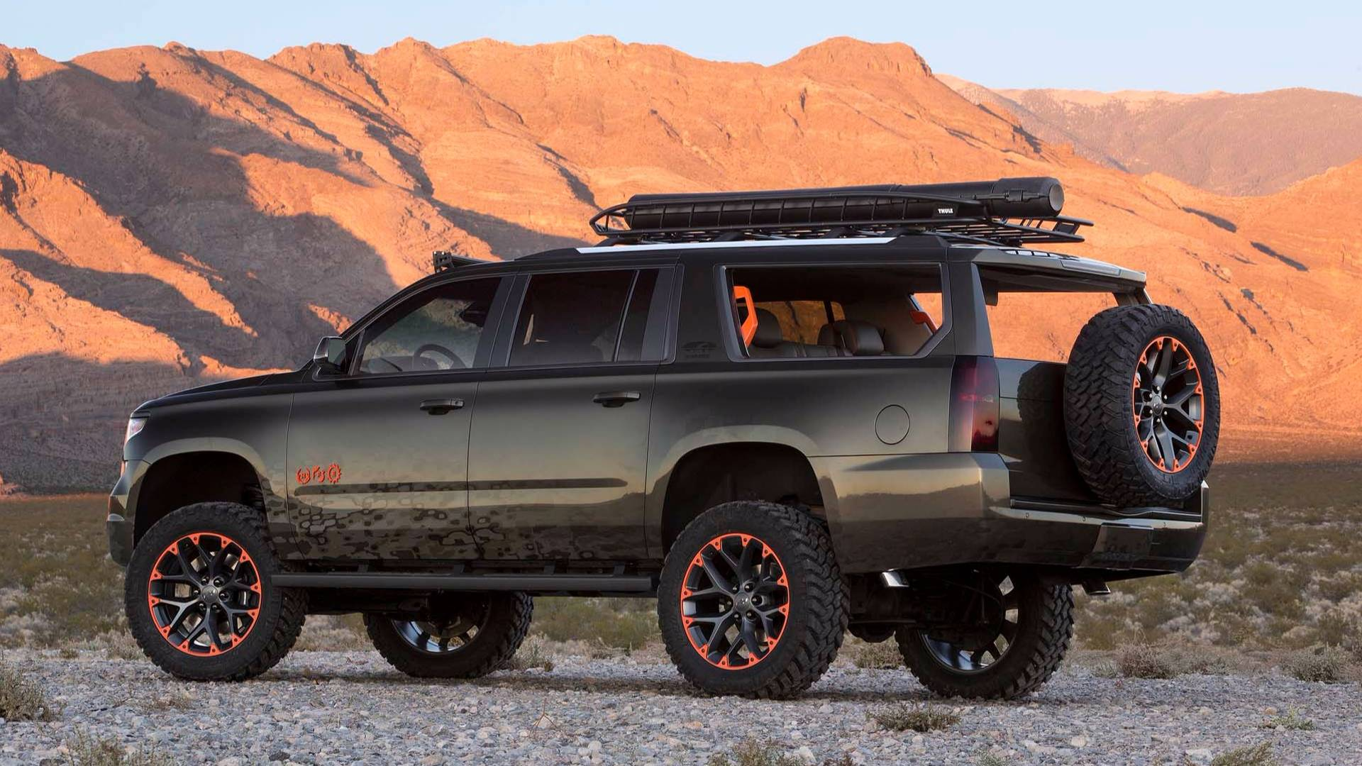 2018 Chevy Silverado Performance Concept Gets Supercharged