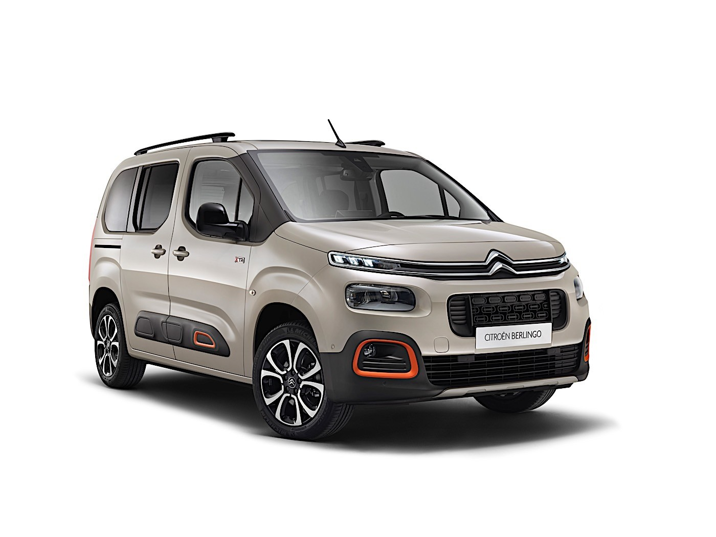 2018 citroen berlingo multispace unveiled gets major tech updates autoevolution. Black Bedroom Furniture Sets. Home Design Ideas