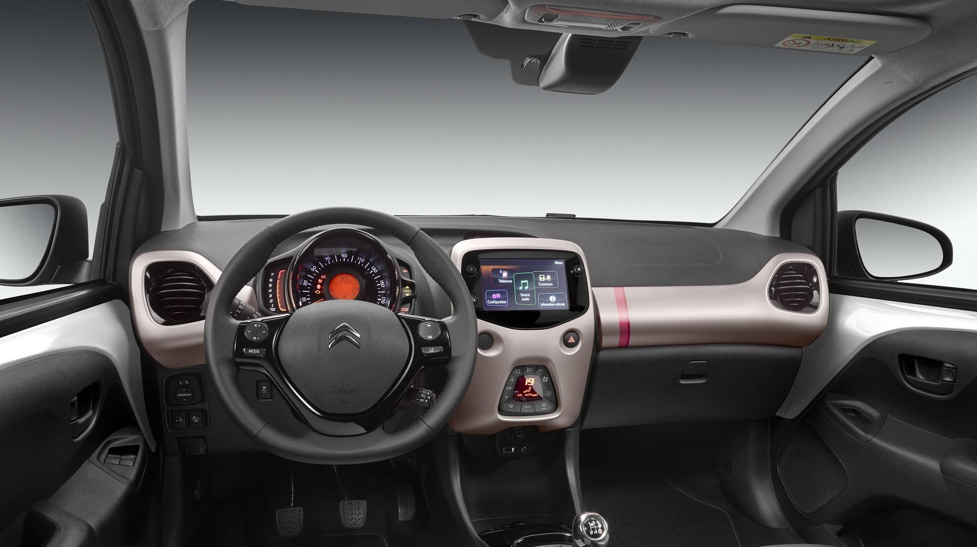 New Citroen Berlingo 2018 >> 2018 Citroen C1 Benefits From More Power, Further Personalization Options - autoevolution