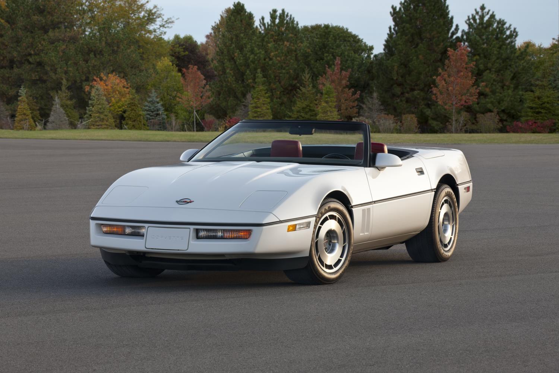 2018 Corvette Carbon 65 Edition Salutes 65th Anniversary