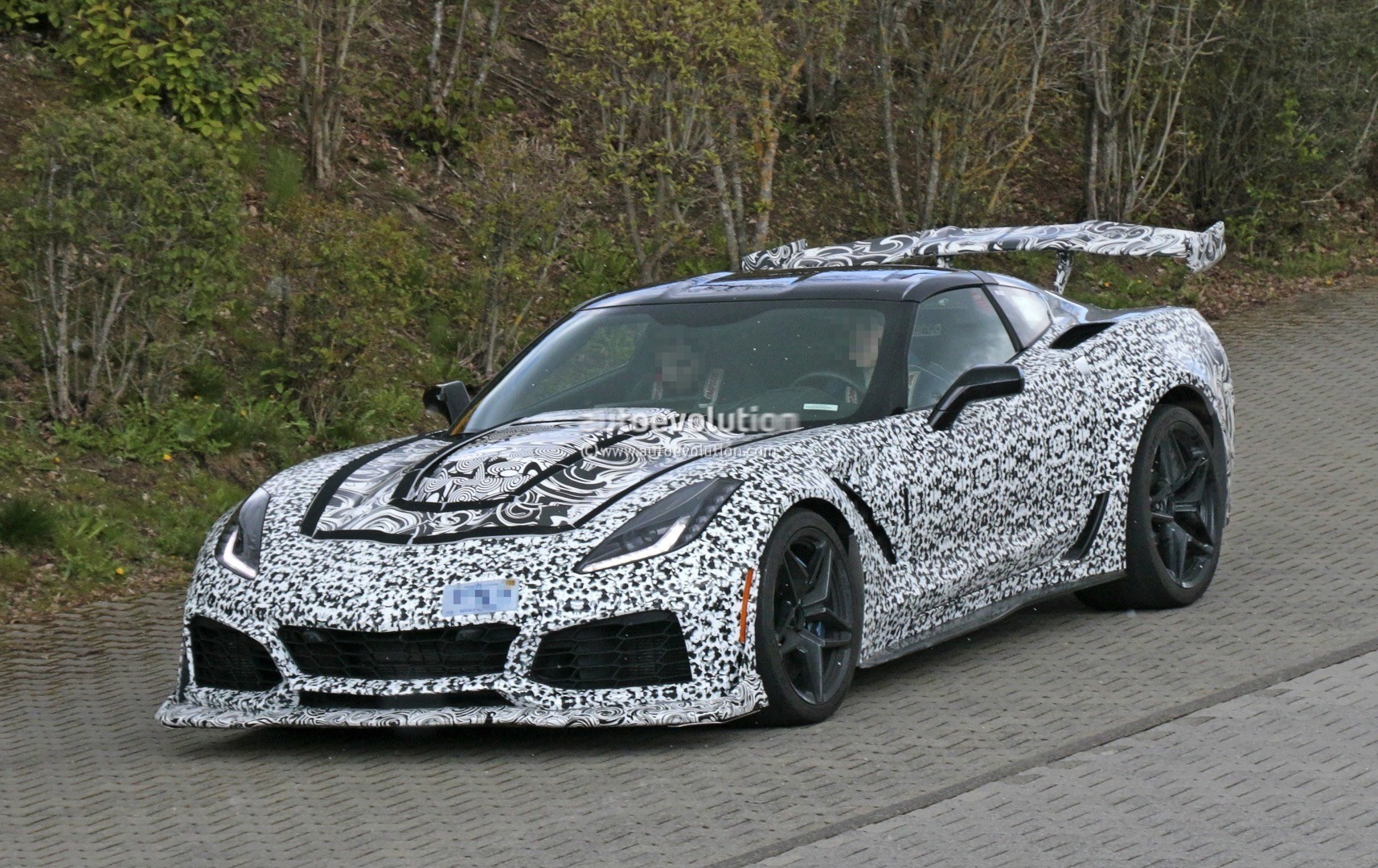 2018 Corvette Zr1 Confirmed With Supercharged Lt5 V8
