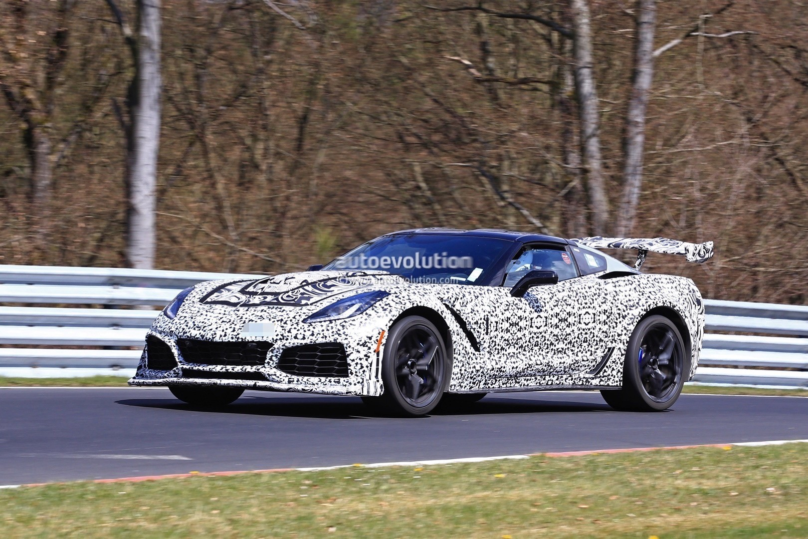 2018 corvette zr1 confirmed with supercharged lt5 v8 engine autoevolution. Black Bedroom Furniture Sets. Home Design Ideas