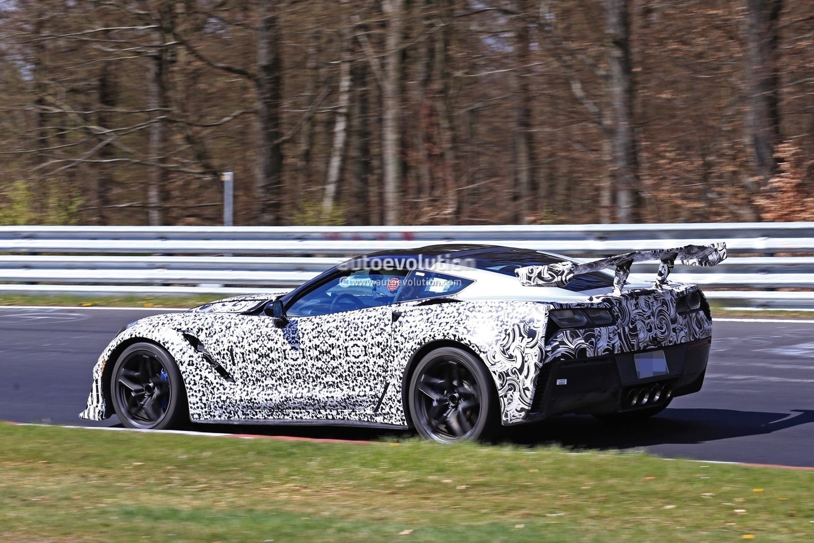 2018 Corvette Zr1 Confirmed With Supercharged Lt5 V8 Engine Autoevolution