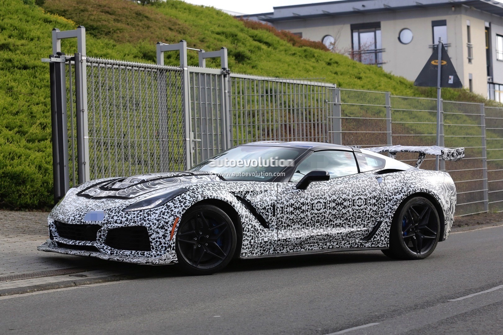 2018 Corvette Zr1 Confirmed With Supercharged Lt5 V8