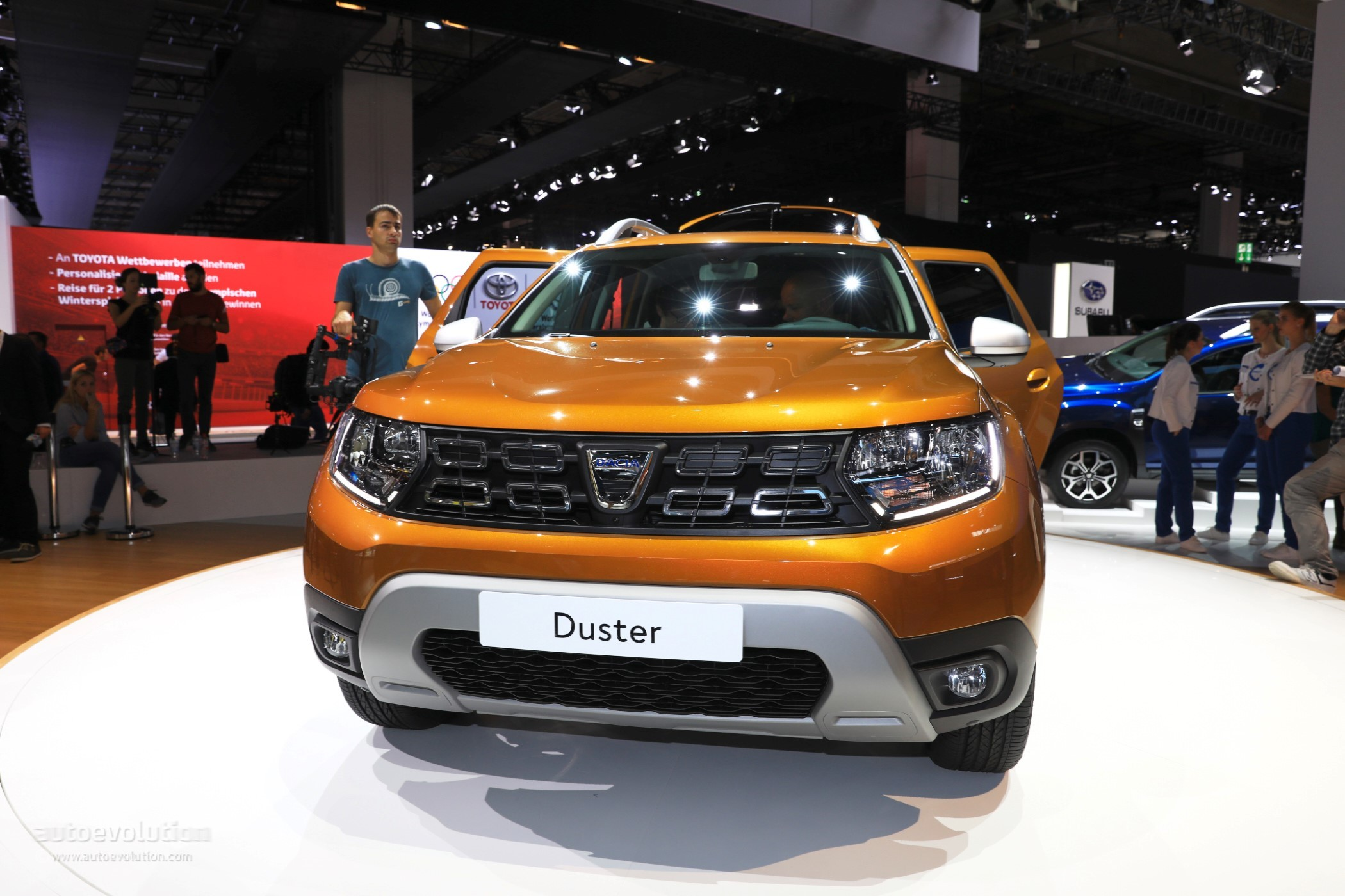 2018 dacia duster 2018 renault duster in 12 live photos autos post. Black Bedroom Furniture Sets. Home Design Ideas