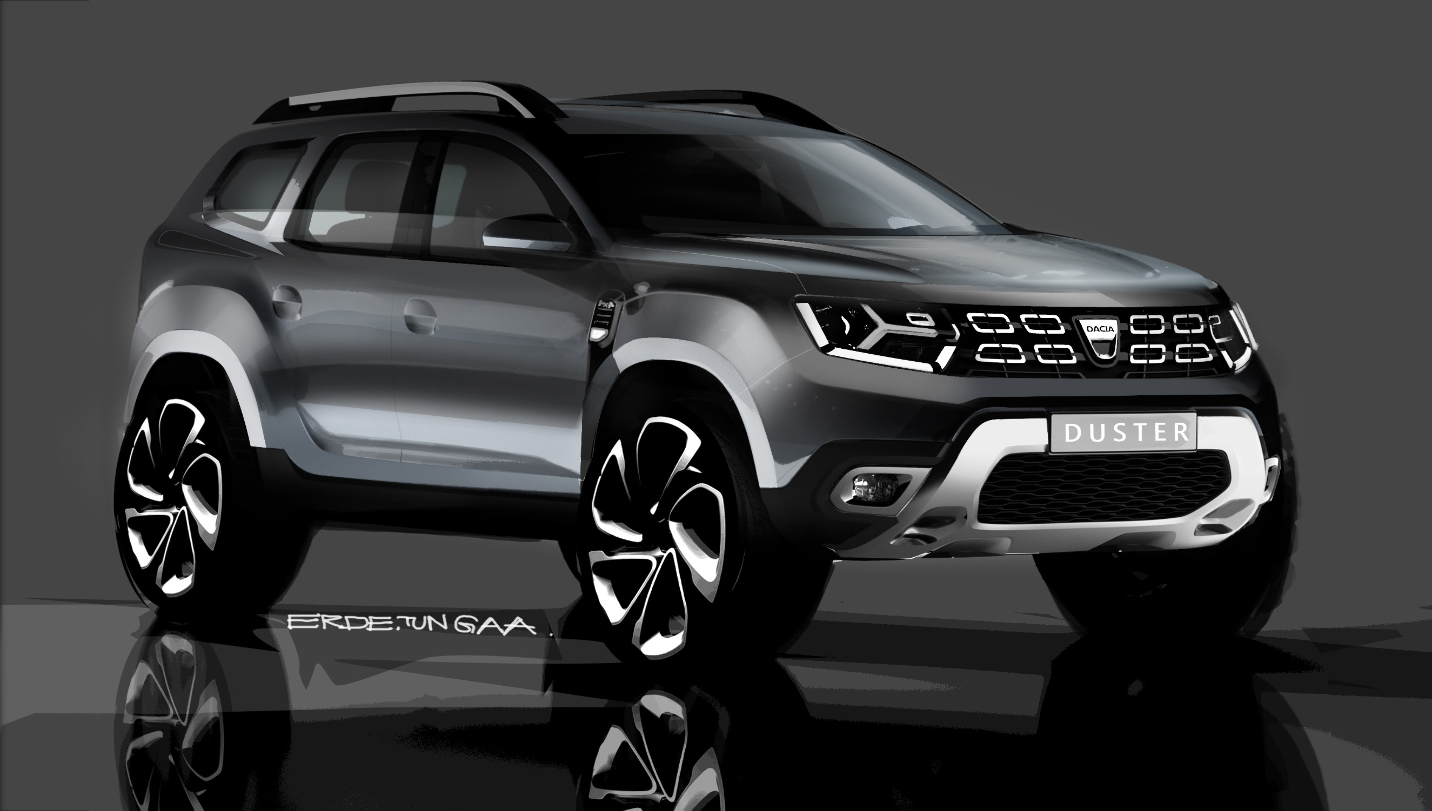 2018 dacia duster commercial will make you sing along too autoevolution. Black Bedroom Furniture Sets. Home Design Ideas