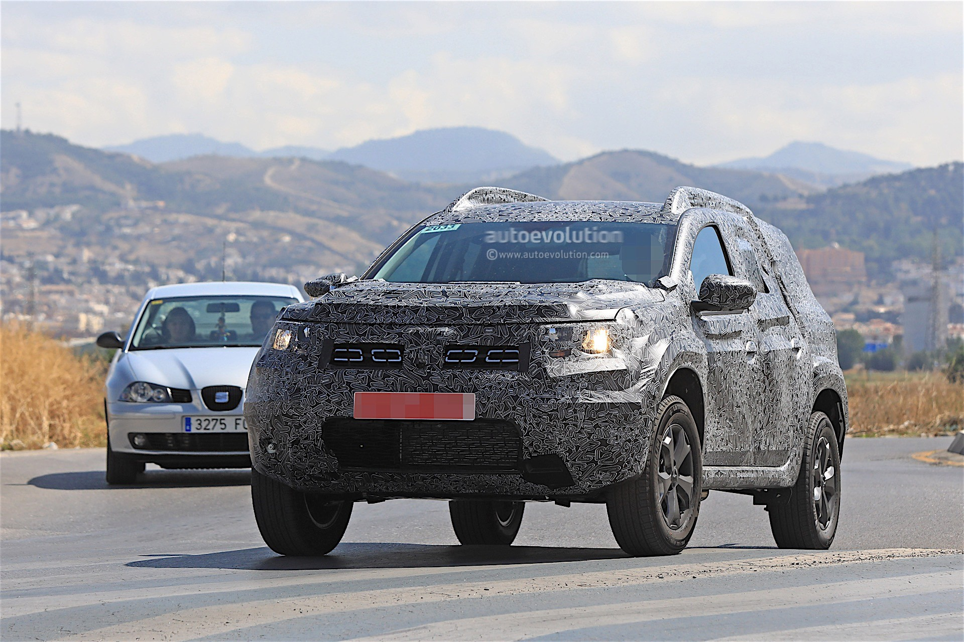 2018 renault duster unveiled. delighful duster 2018 dacia duster inside renault duster unveiled