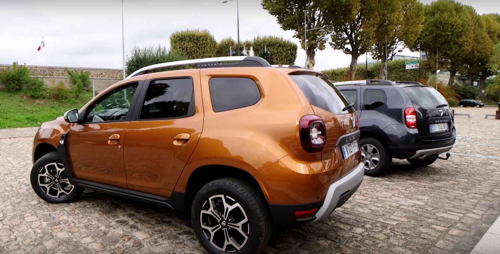 2018 dacia duster faces its predecessor in first review