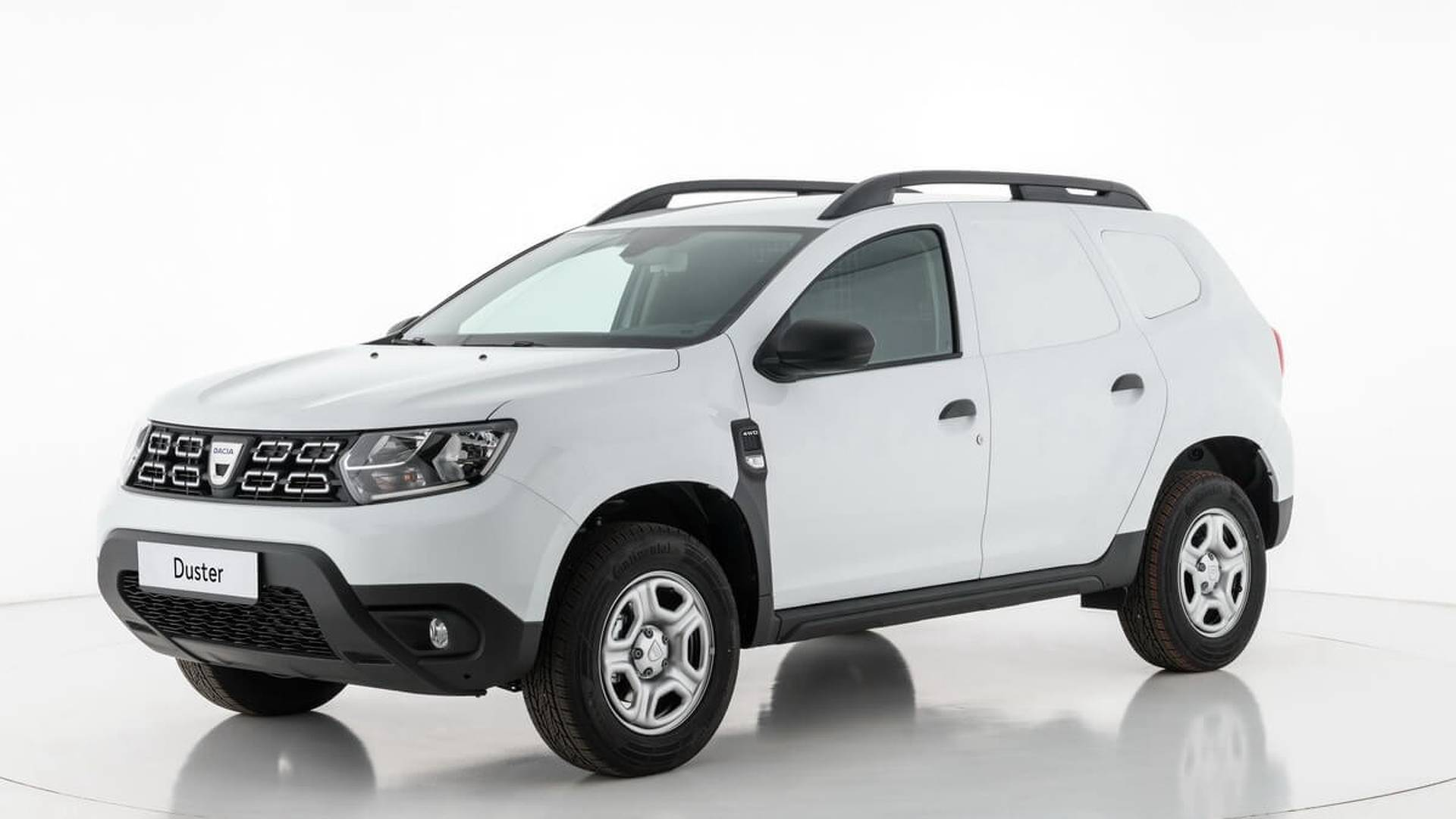 2018 dacia duster fiskal van conversion priced at eur. Black Bedroom Furniture Sets. Home Design Ideas