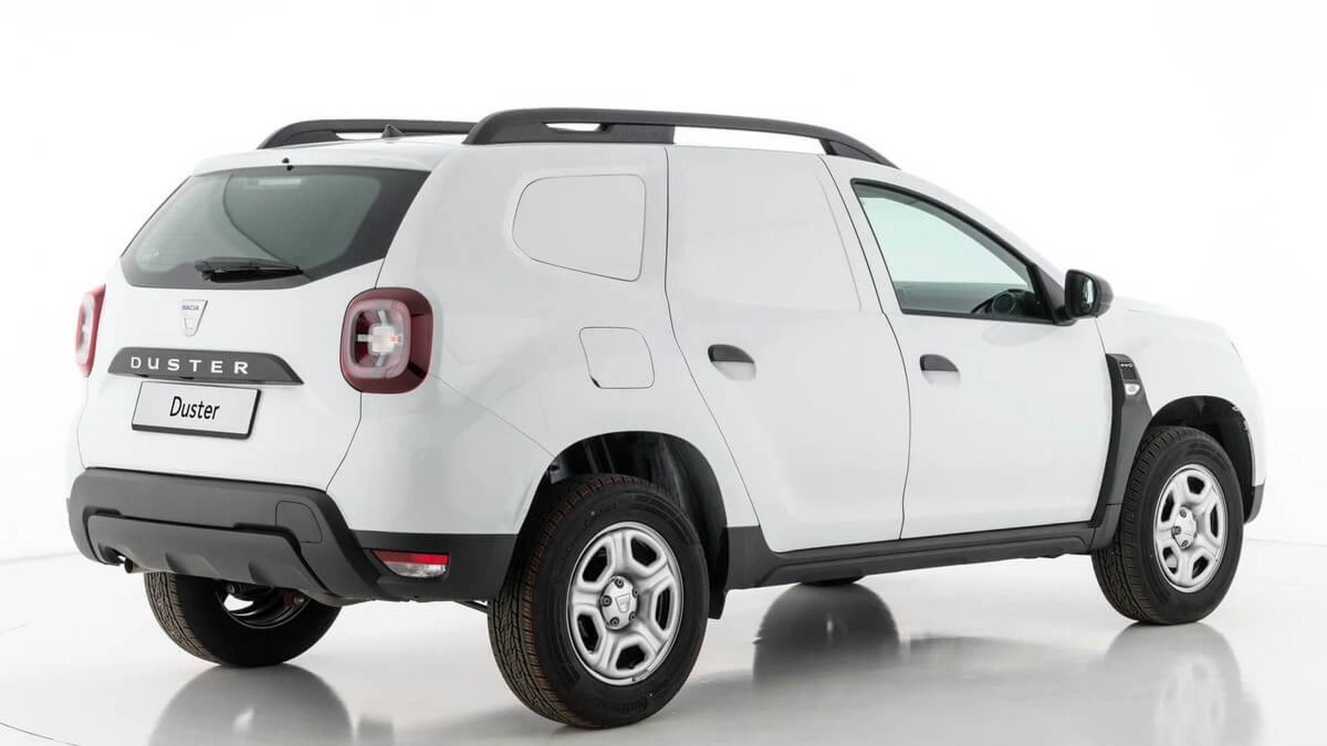 2018 Dacia Duster Fiskal Van Conversion Priced at EUR ...
