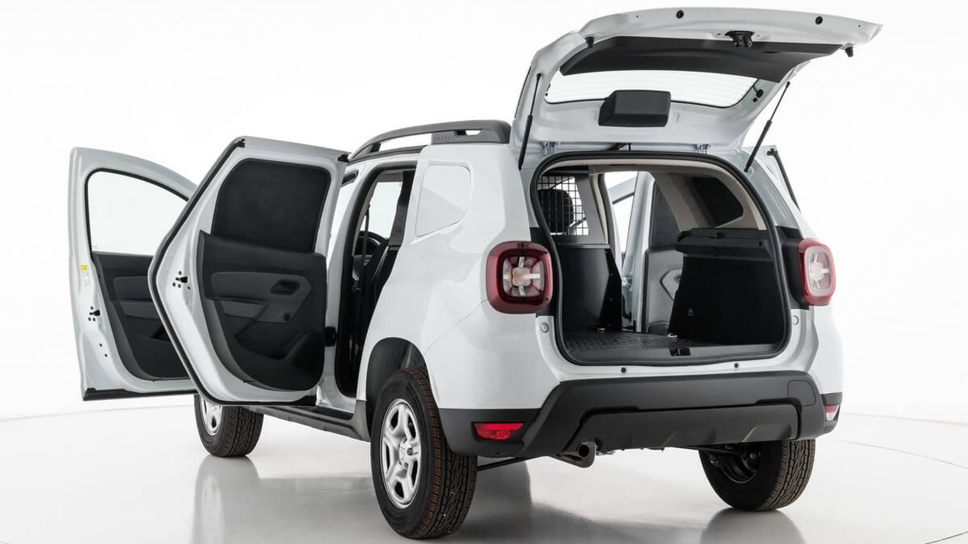 2018 Dacia Duster Fiskal Van Conversion Priced At Eur