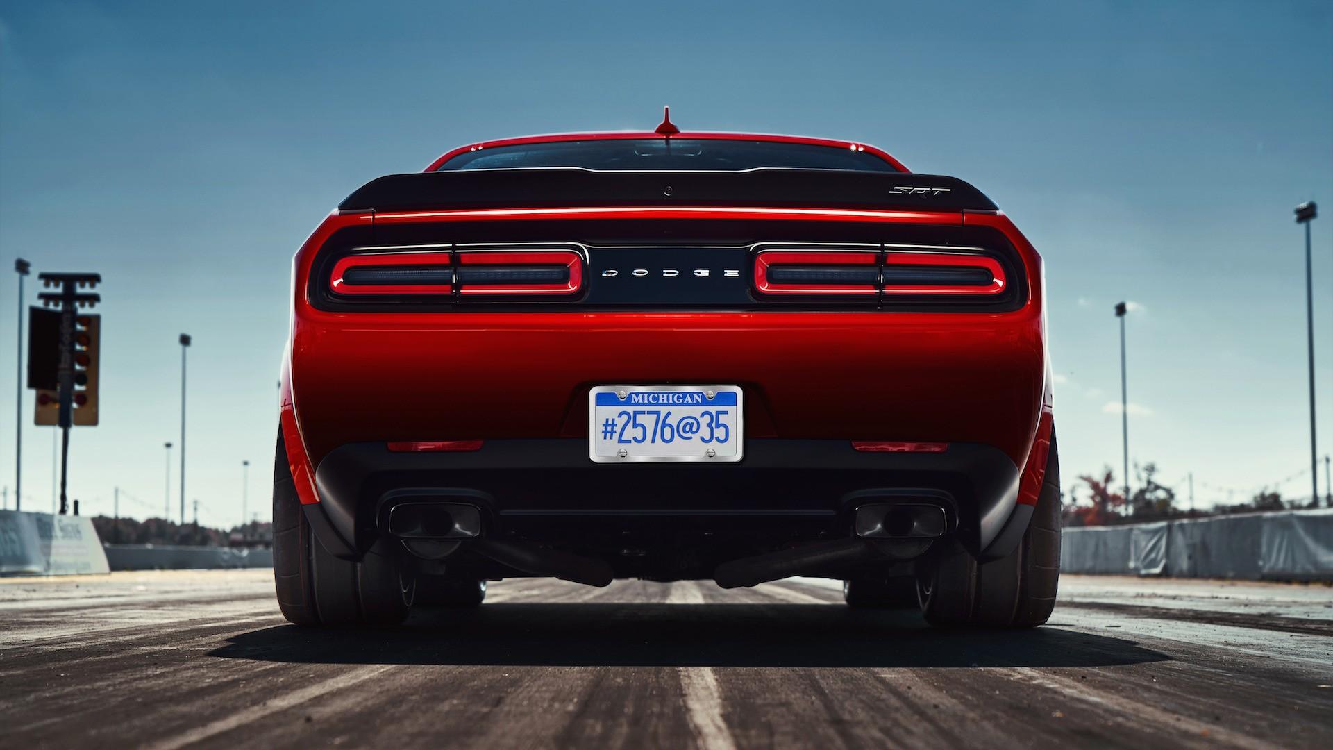 2018 dodge hellcat challenger. Plain Challenger 2018 Dodge Challenger SRT Demon  Inside Dodge Hellcat Challenger