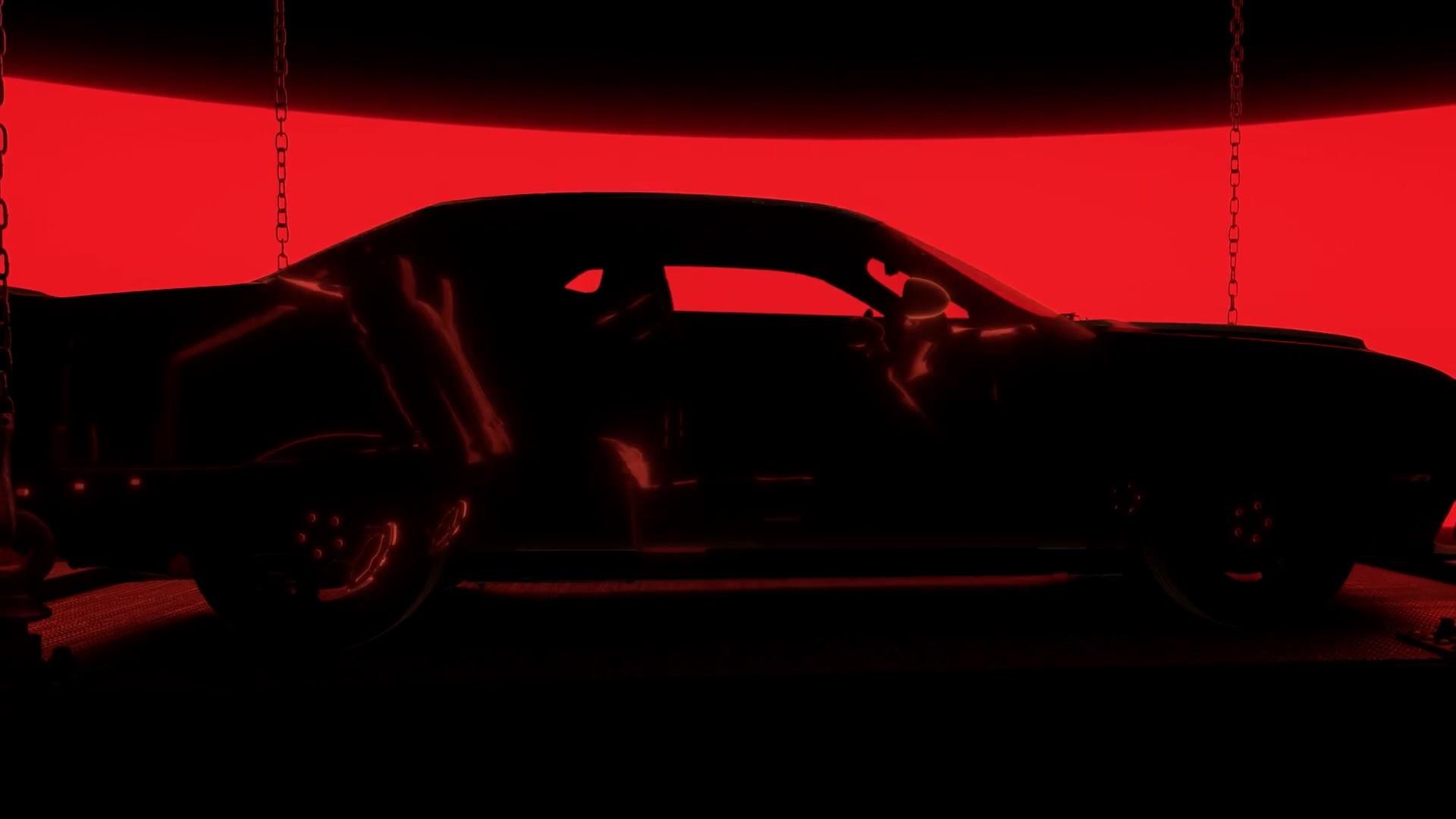2018 Dodge Challenger SRT Demon Teaser Video 2 Is All About Weight ...