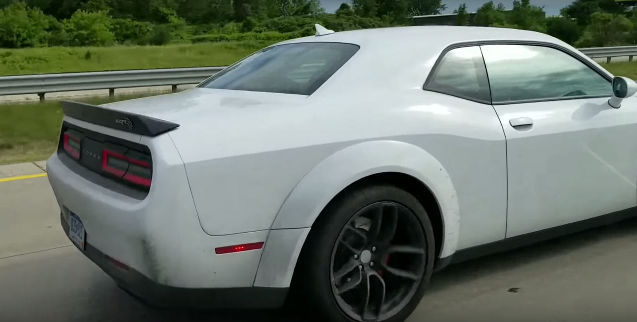 2018 dodge srt. fine dodge 2018 dodge challenger srt hellcat widebody on the street throughout dodge srt