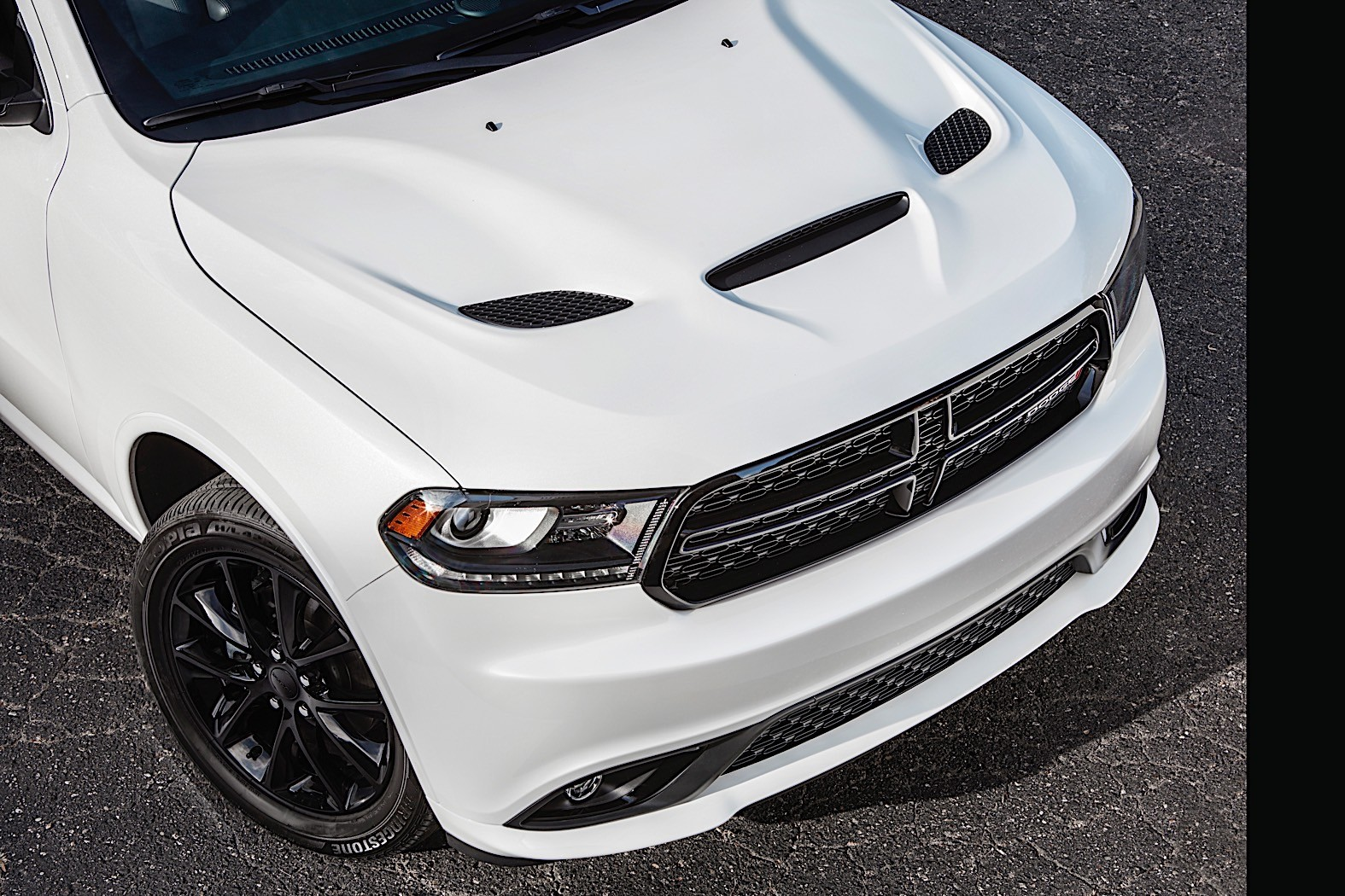 Get a Cooler Factory-Custom Dodge Durango