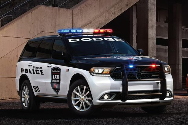 2019 Dodge Durango Pursuit Unveiled in New Orleans - autoevolution