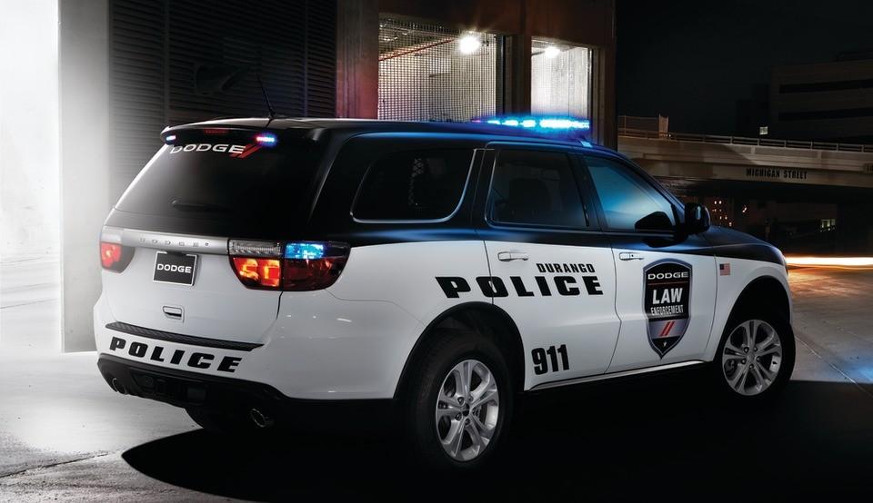 2018 Dodge Durango Pursuit Fights Crime With HEMI V8 Power - autoevolution