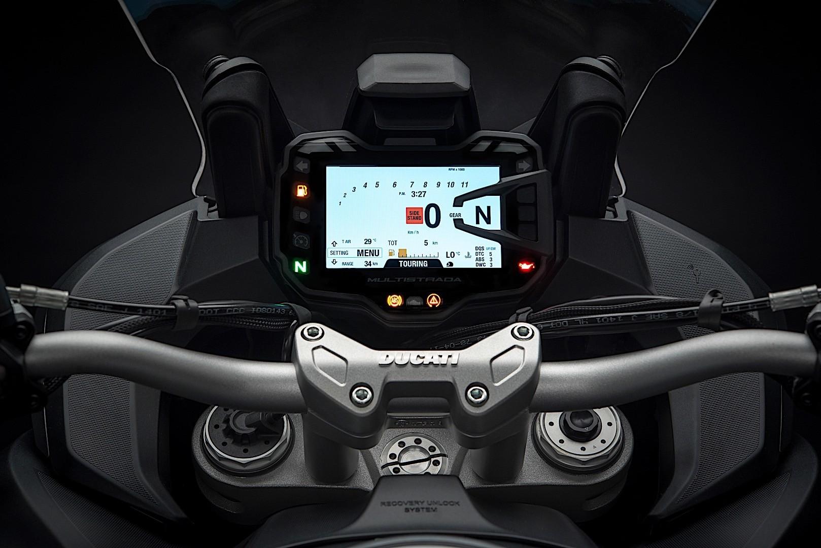 ... 2018 Ducati Multistrada 1260 ...