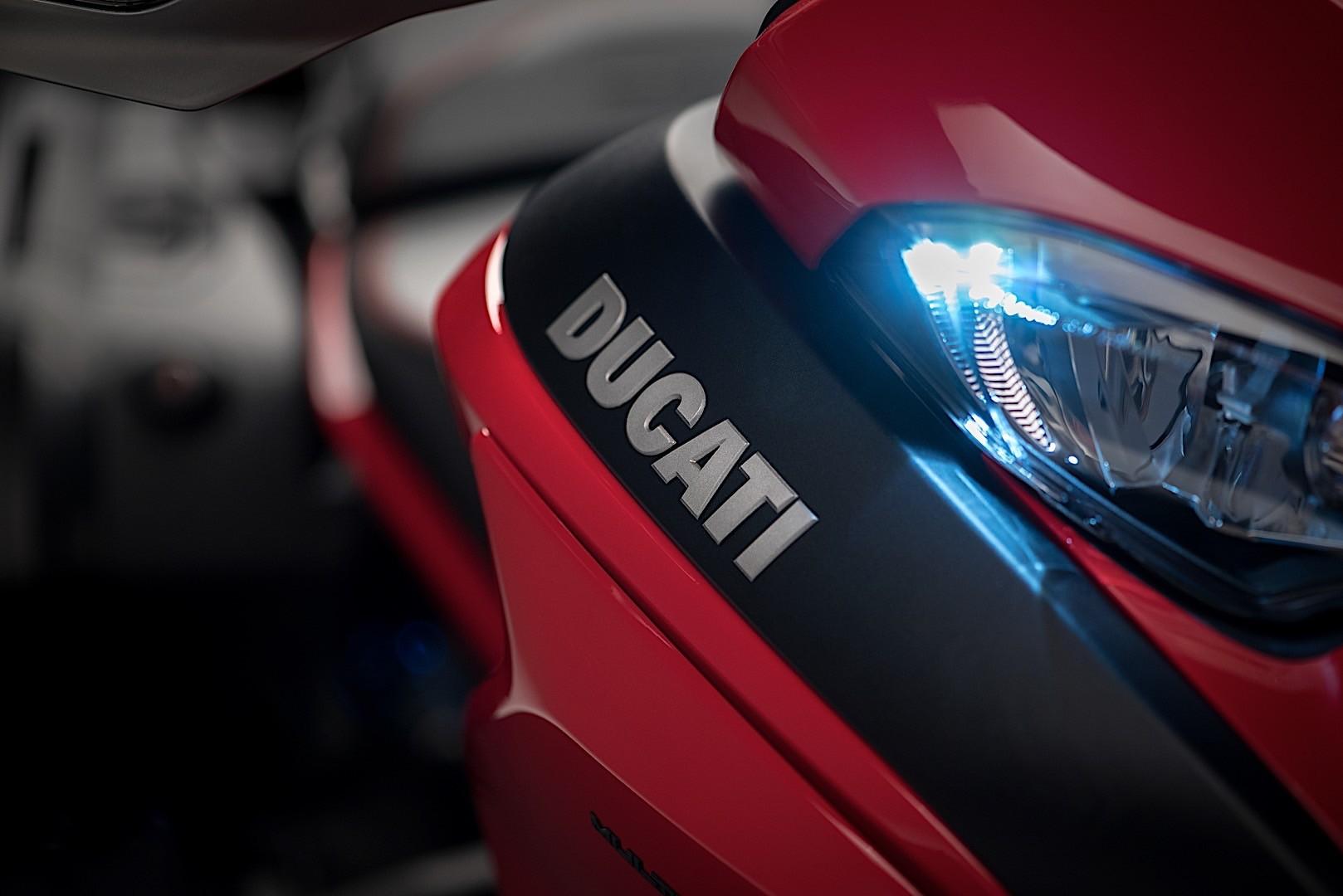 2018 Ducati Multistrada Adventure Bike To Get Bigger Engine