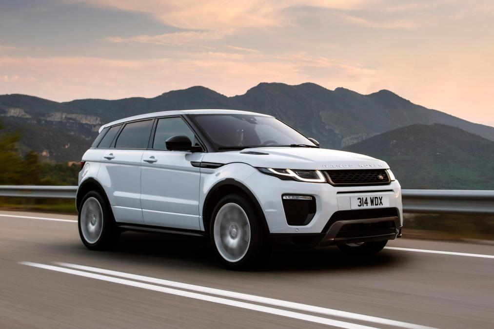 2018 Evoque and Discovery Sport Get New Engines Including ...