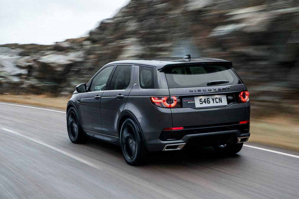 2018 evoque and discovery sport get new engines including twin turbo diesel autoevolution. Black Bedroom Furniture Sets. Home Design Ideas