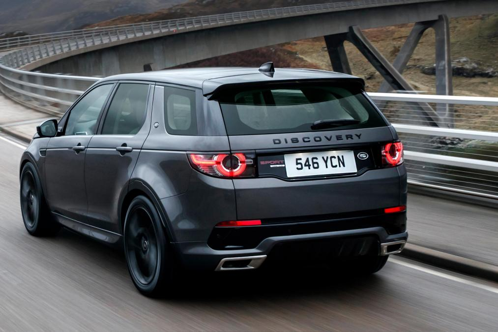 2018 Evoque And Discovery Sport Get New Engines Including