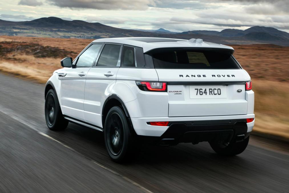 2018 evoque and discovery sport get new engines including. Black Bedroom Furniture Sets. Home Design Ideas