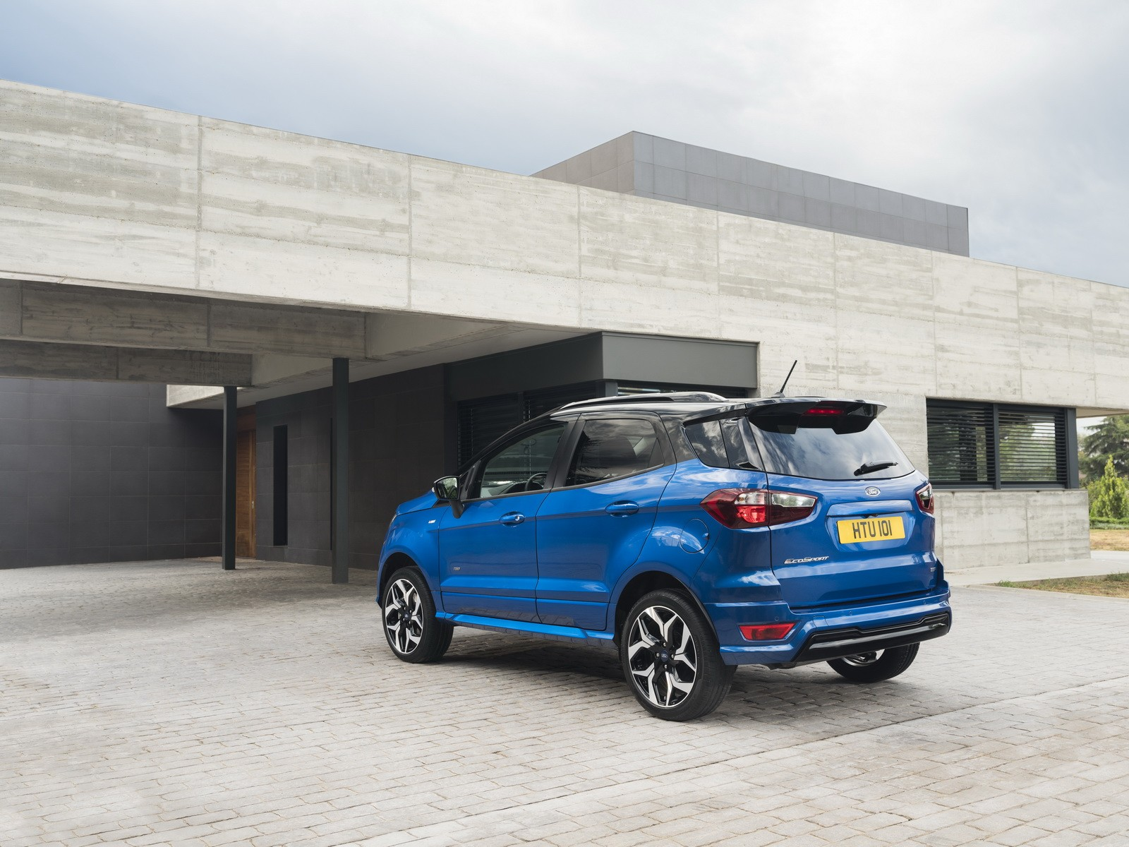 ... Ford Reveals EcoSport Facelift With ST Look 1.5L Diesel and European Assembly ... & Ford Is Using 62% Less Water in the Manufacturing Process than 14 ... markmcfarlin.com