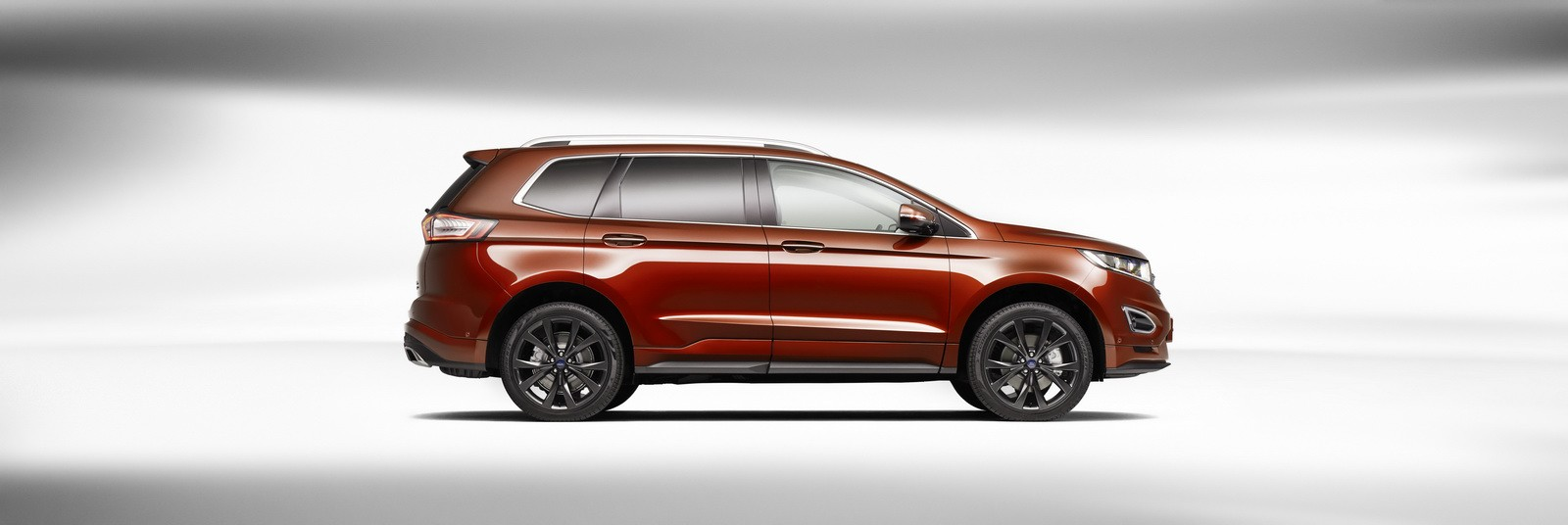 ford edge seven seater china spec