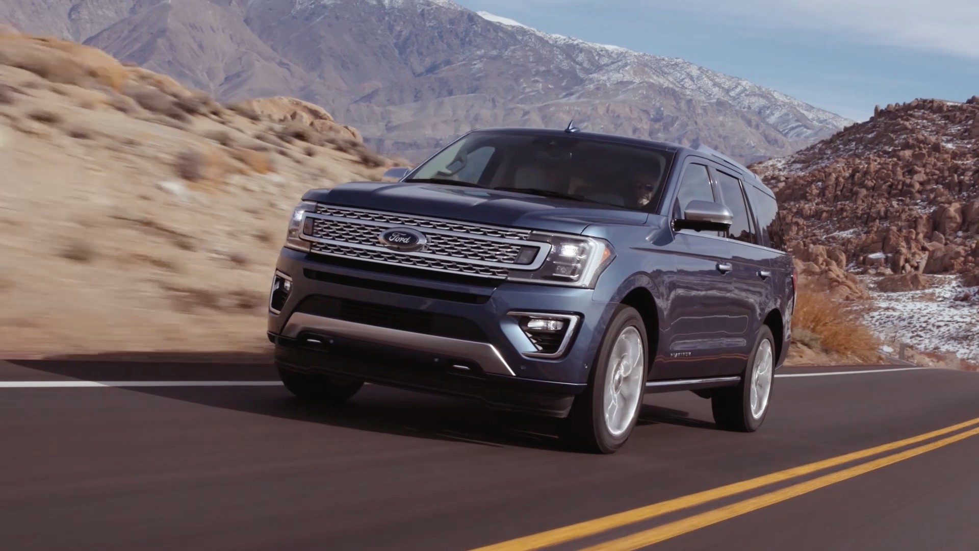 2018 ford expedition leaks out ahead of official debut